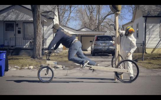 Fairdale Bikes R&D testing