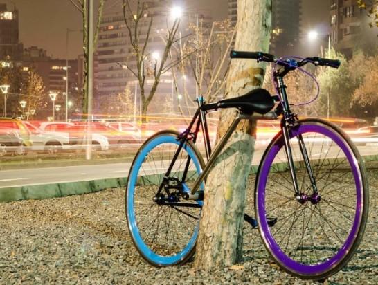 盗難不可能な自転車「Yerka Project」