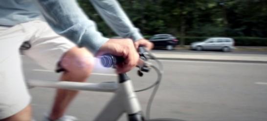 自転車の 道案内 自転車 アプリ : 自転車のグリップをスマートに ...