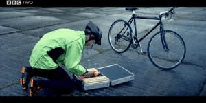 かなりブラックな自転車マナー啓発動画