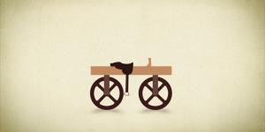 自転車の形態変化の歴史を動画で見よう