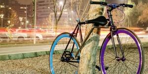 フレームそのものが鍵!盗難不可能な自転車「Yerka Project」