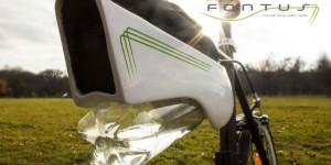 空気中から飲み水を錬成!!魔法のような自転車アイテム「FONTUS」