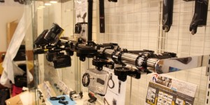 車載カメラ(GoPro)を自転車に取り付けるマウントパーツ「REC-MOUNTS(レックマウント)」サイクルモード2013